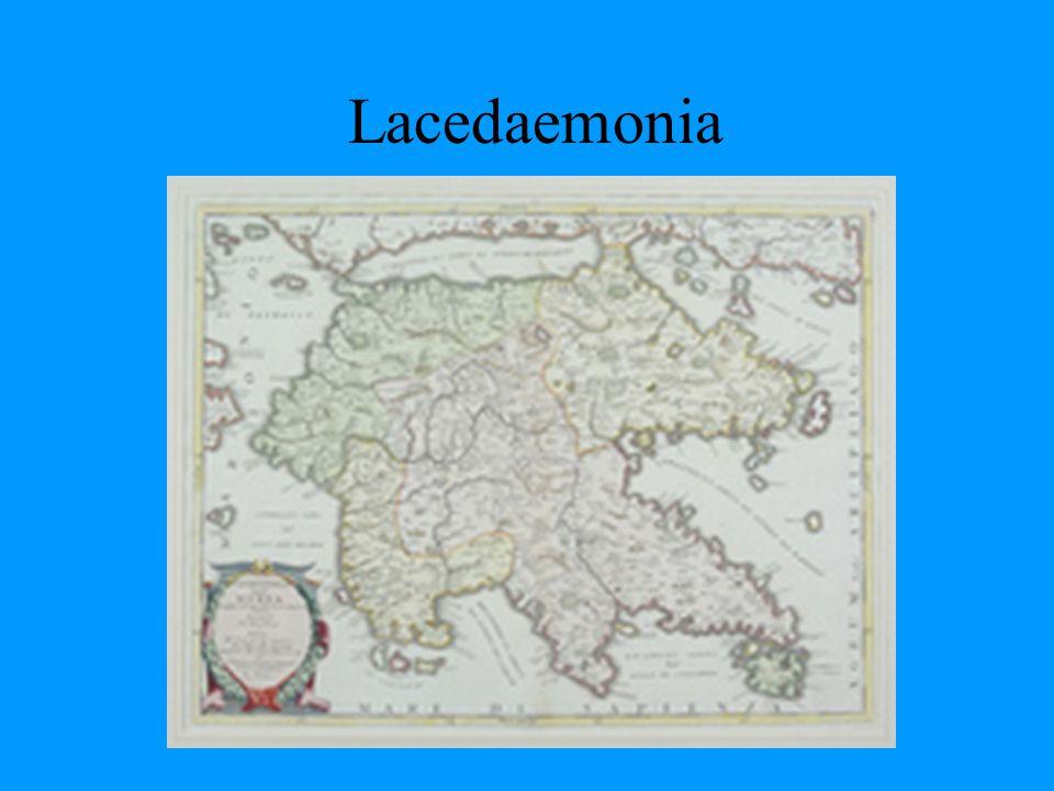 Lacedaemonia