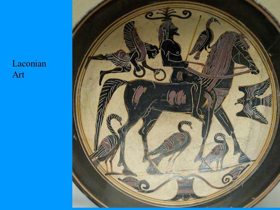 Laconian Art