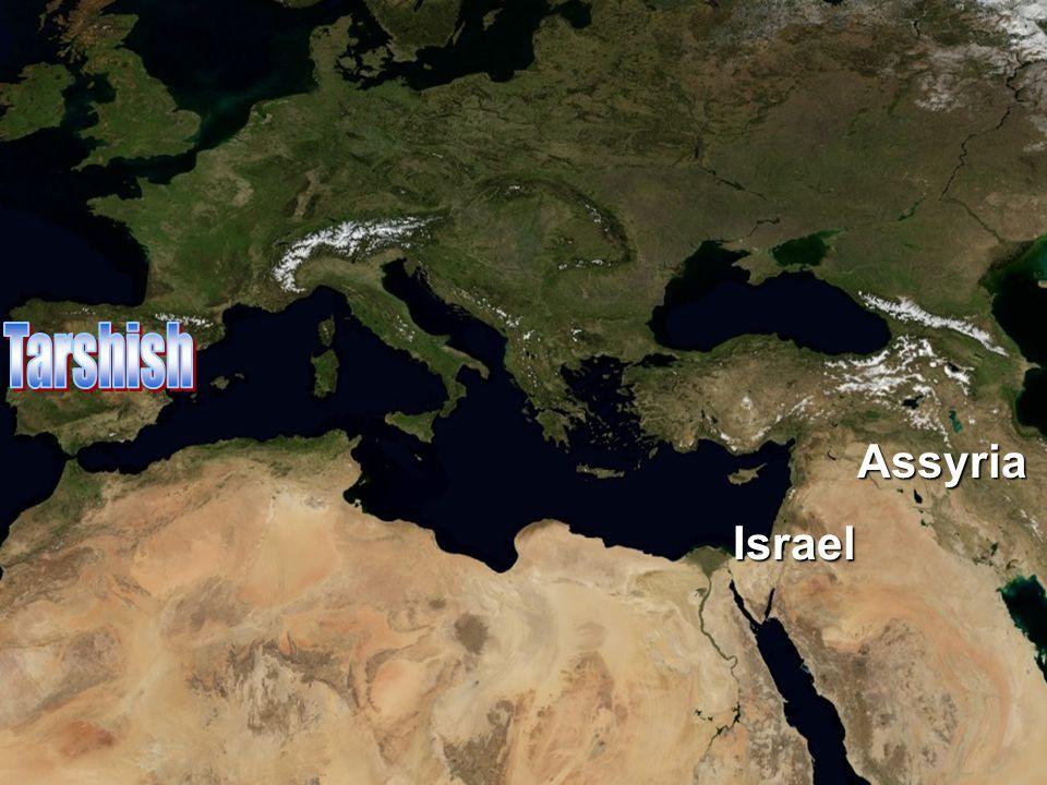 Israel Assyria