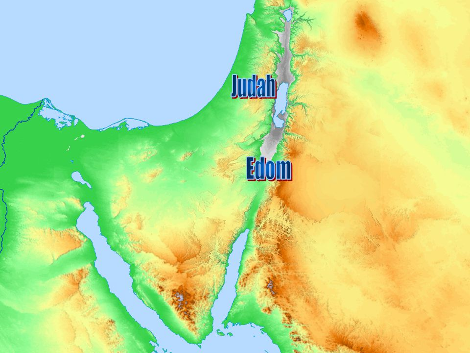 Obadiah 1:21 The deliverers will ascend Mount Zion To judge the mountain of Esau, And the kingdom will be the LORD'S.