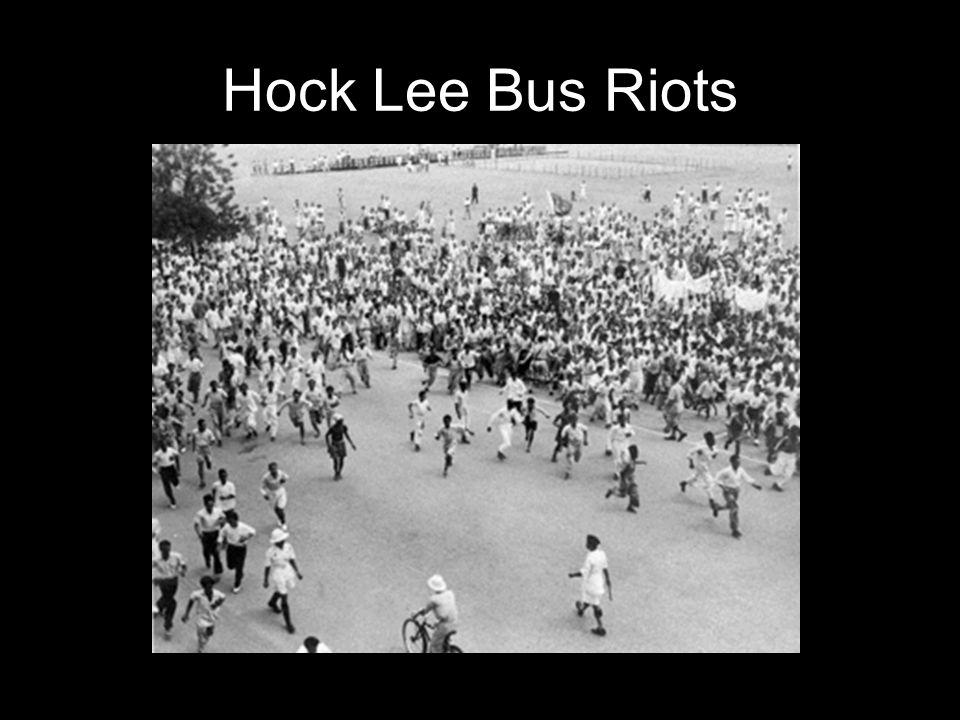 Hock Lee Bus Riots