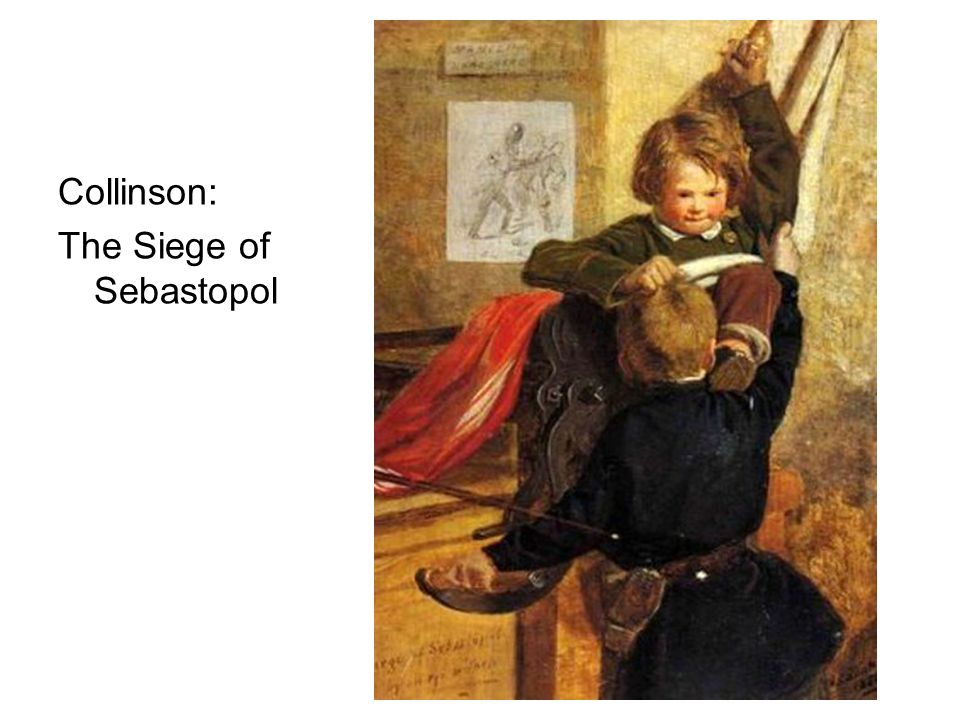 Collinson: The Siege of Sebastopol