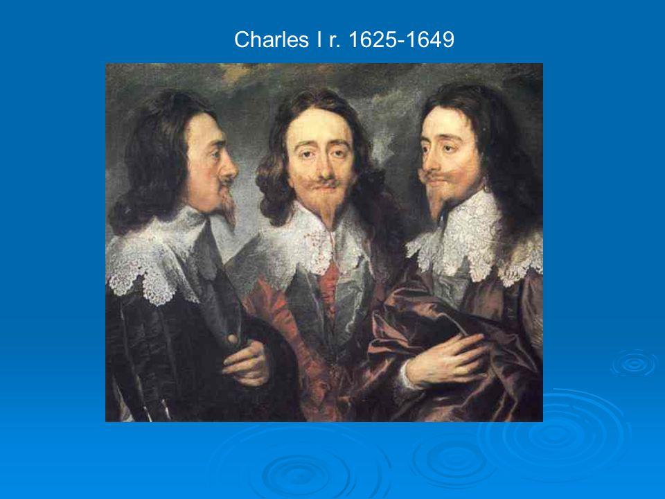 Charles I r. 1625-1649