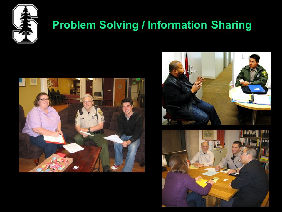 Problem Solving / Information Sharing