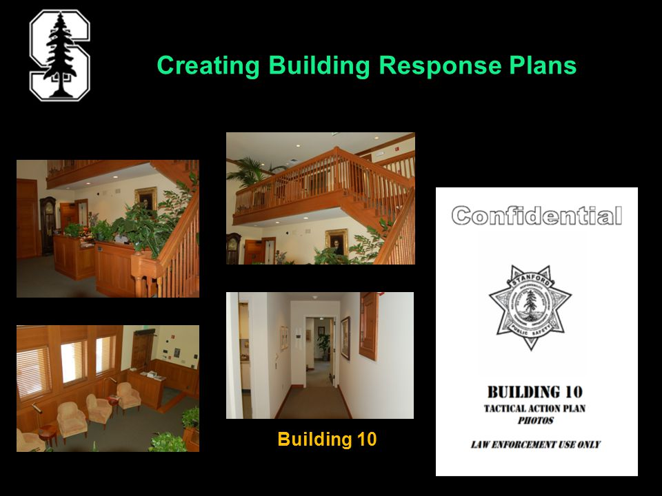 Creating Building Response Plans Building 10