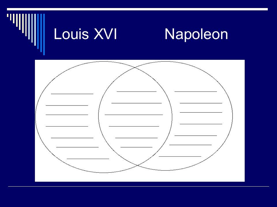 Louis XVINapoleon