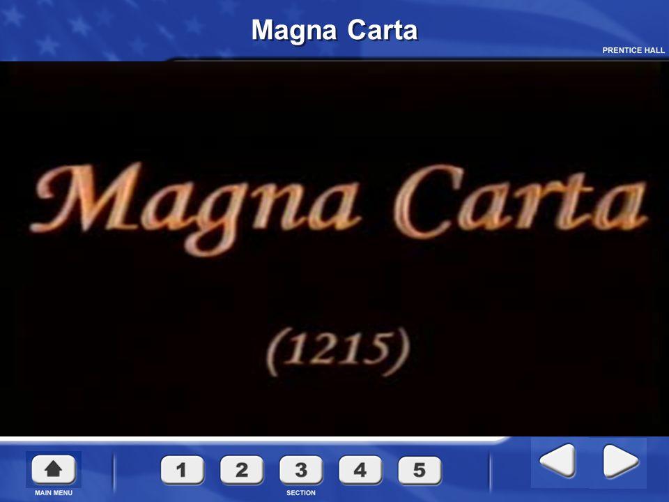 CHAPTER 2 Magna Carta 1215