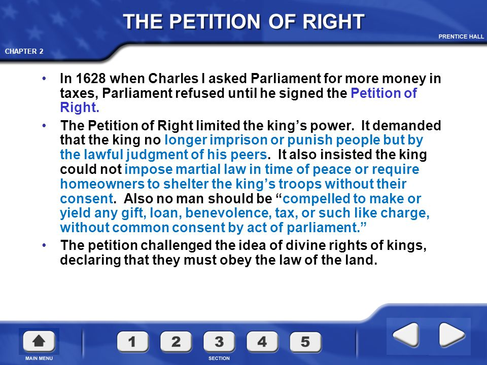 CHAPTER 2 The Stewart Dynasty: The Petition of Right