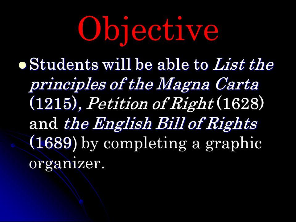 Teacher Preparation Copy 1-per-student: Timeline Template/ Worksheet: Documents That Influenced Democracy Copy 1-per-class: READING Documents That Inf