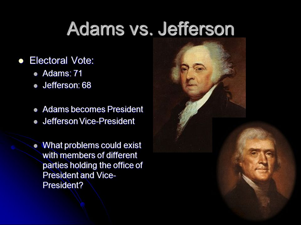 Adams vs.