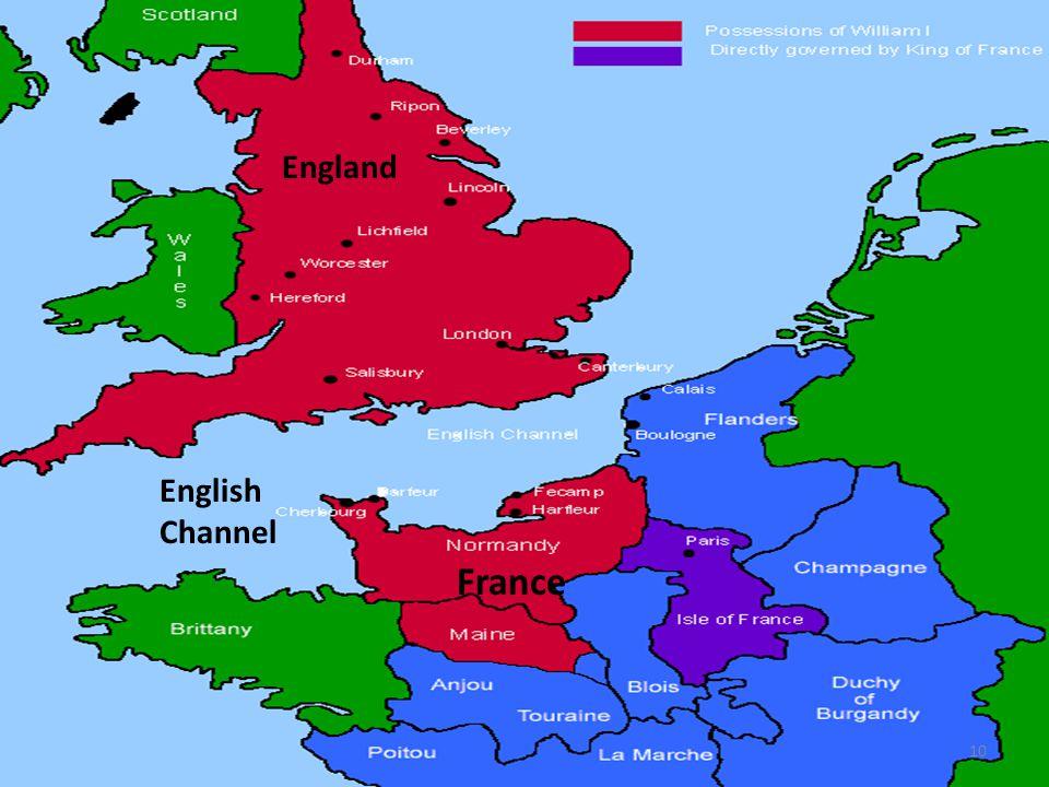 10 England France English Channel 10