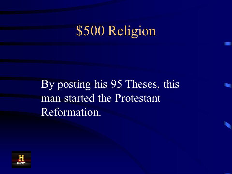 $400 Religion Zen Buddhism