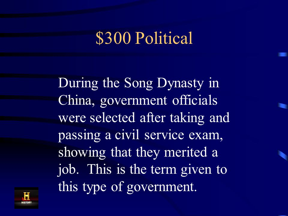 $200 Political Shogun
