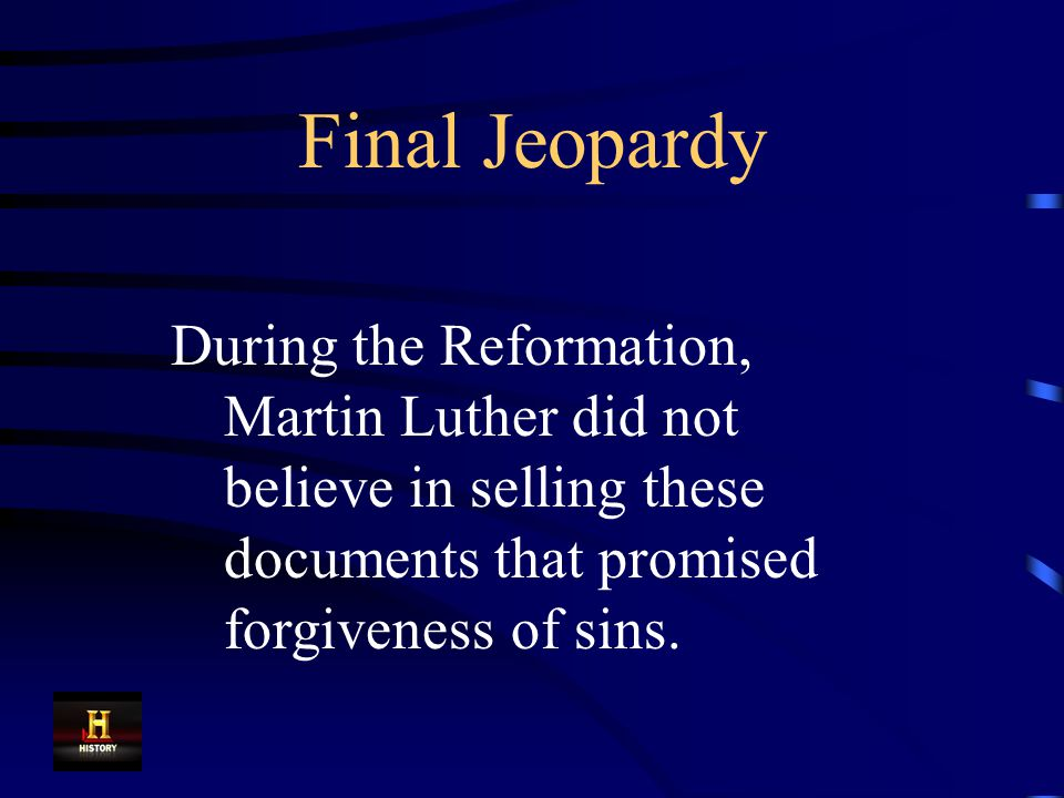 Final Jeopardy Answer Constantinople