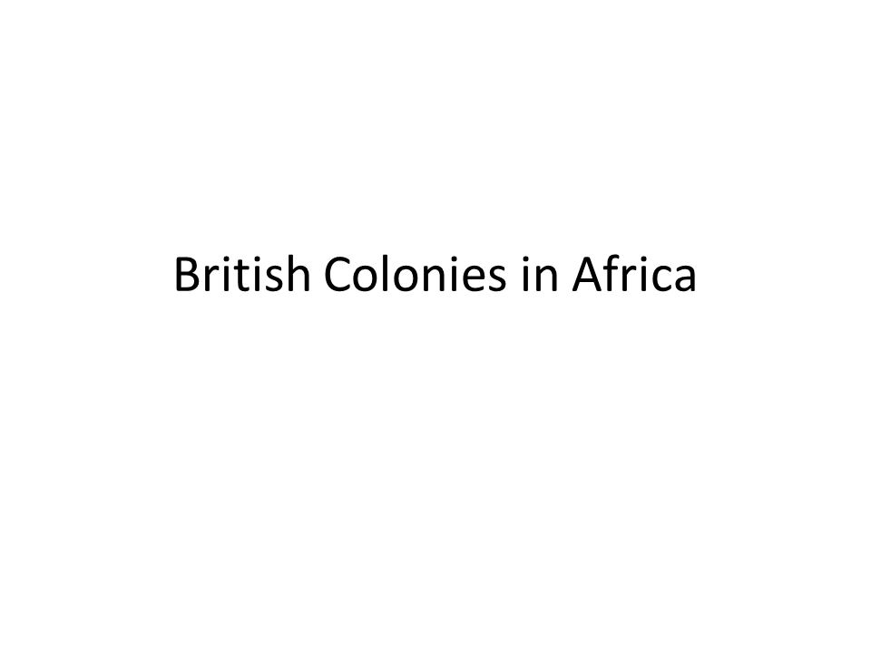GERMANS IN AFRICA Togoland (now Togo and Ghana) Cameroons (now Cameroon and Nigeria) Southwest Africa (now Namibia) East Africa (now Burundi, Rwanda, and Tanzania)