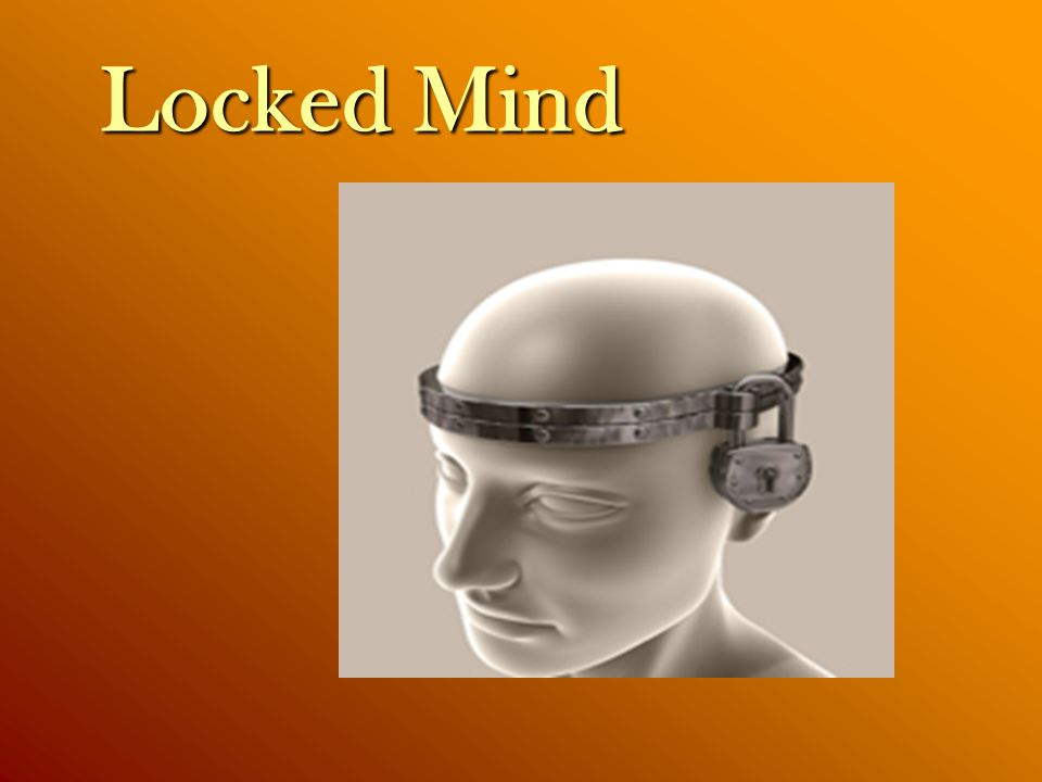 Locked Mind Locked Mind