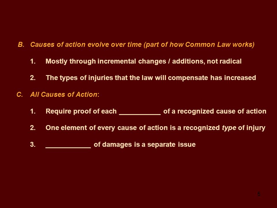2.No consistent method or theory about how amount should be decided – some courts use: a.