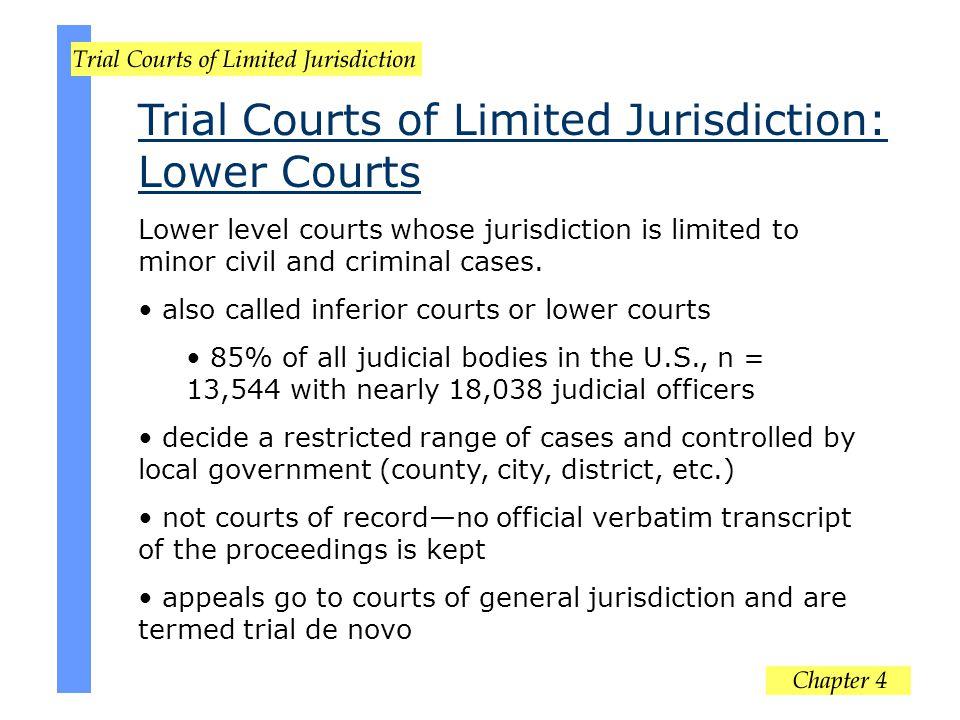 Court Unification 3.