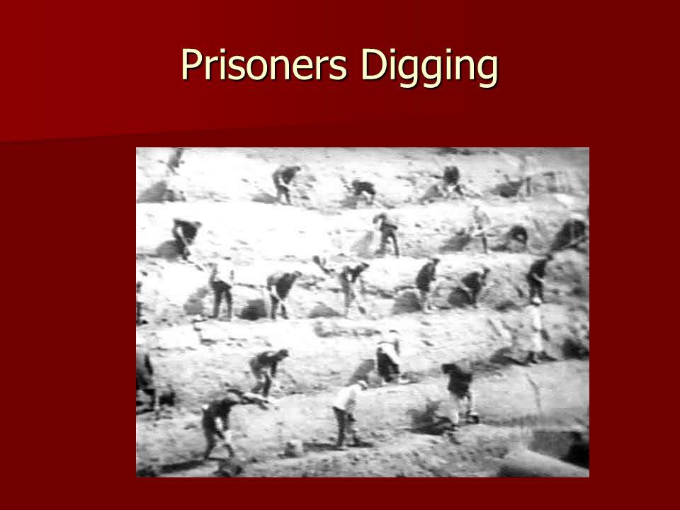Prisoners Digging