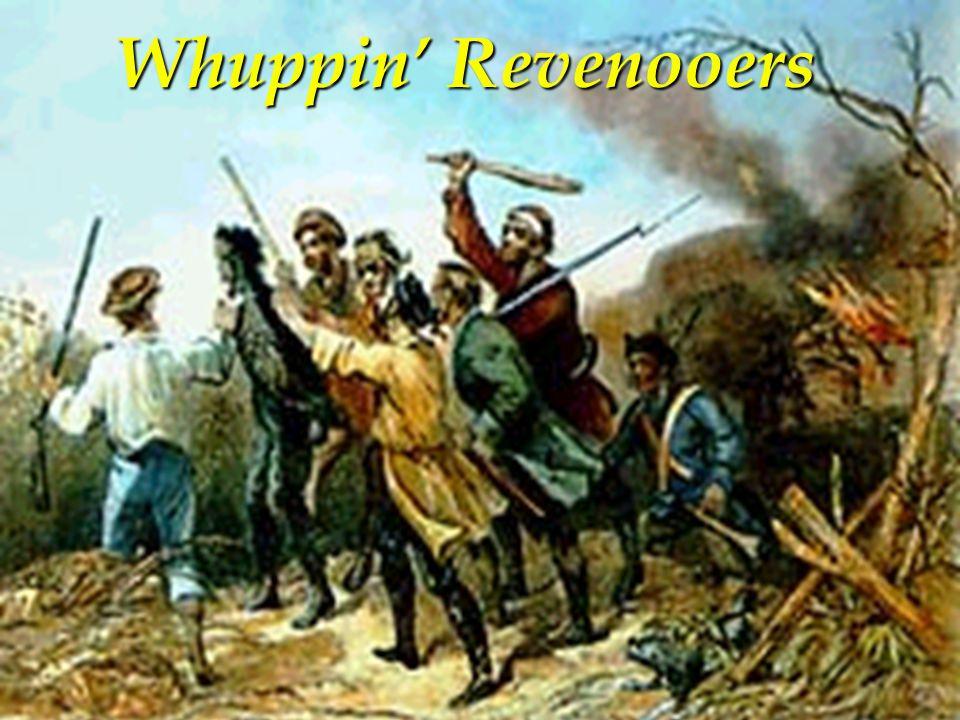 Whuppin' Revenooers