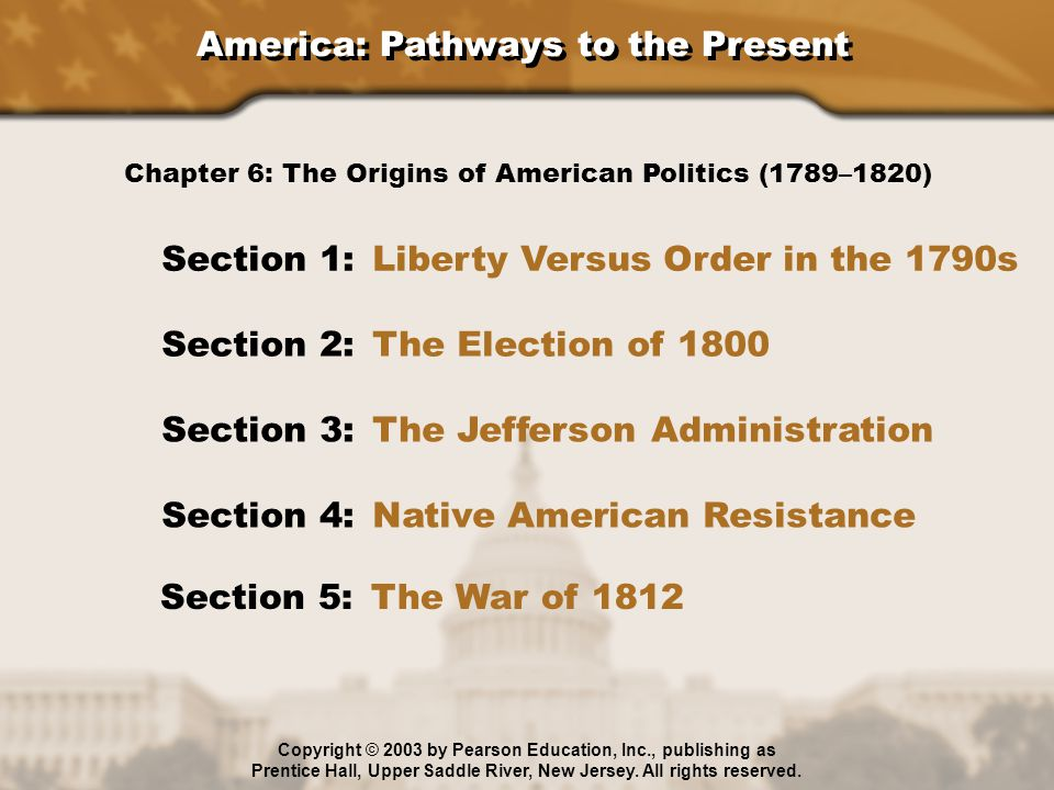 Liberty Versus Order in the 1790s What was Alexander Hamilton's program for dealing with national and state debt.