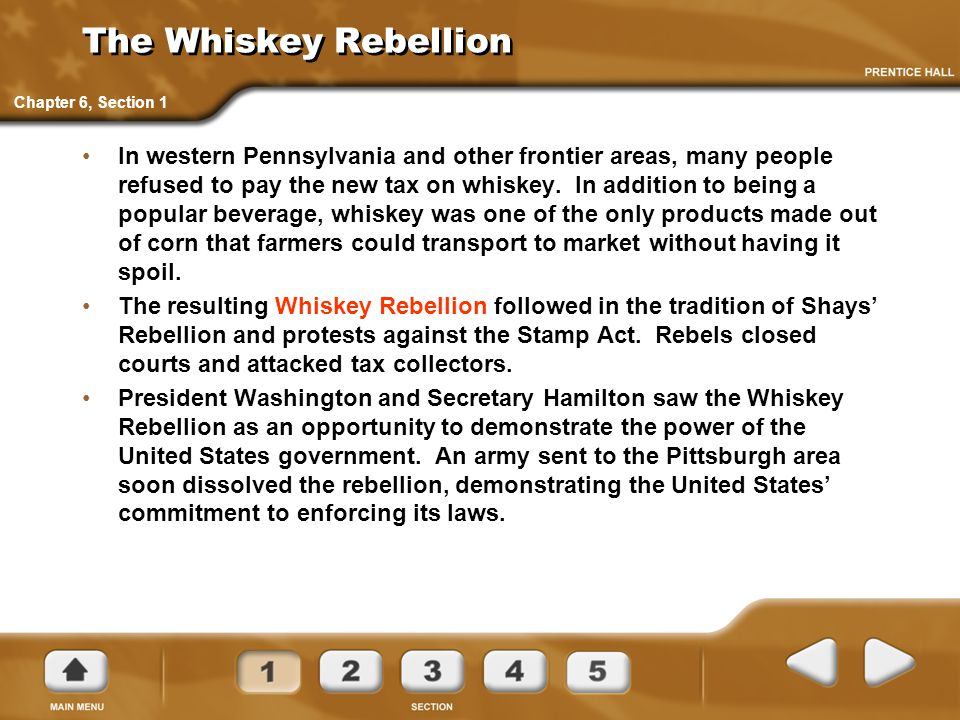 The Election of 1800—Assessment What did the Virginia and Kentucky Resolutions provide.