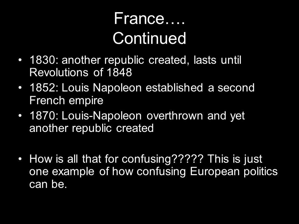 France….