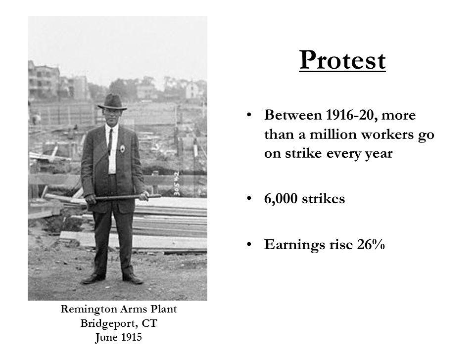 Persuasion Worker protection Union legitimacy Arbitration Industrial democracy  War Industries Board, 1917