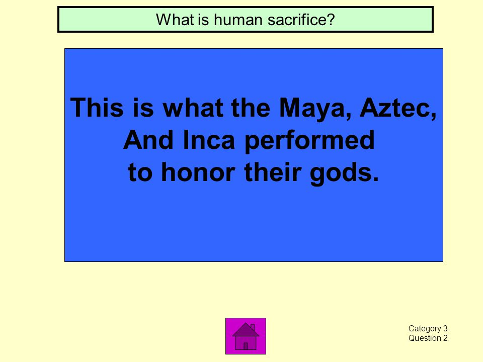 This word describes the Religions of the Maya, Aztec, And Inca people in terms of How many gods they Worshiped.