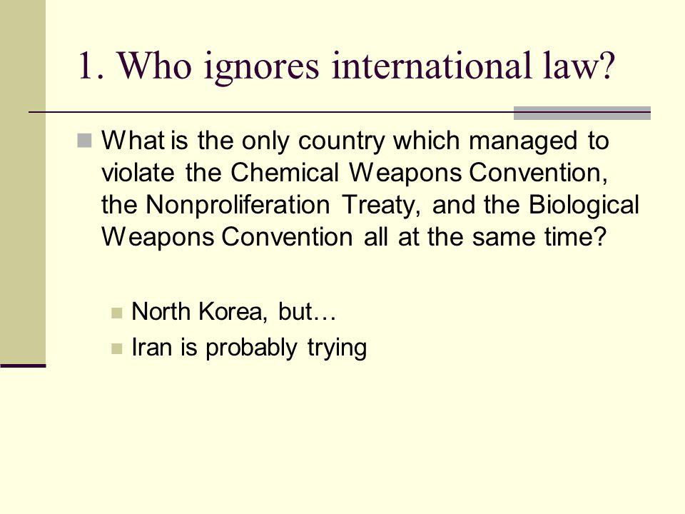 II. Are some states more aggressive?