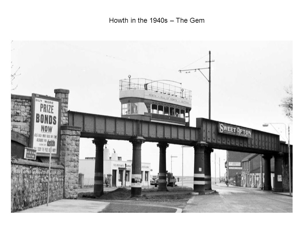 Howth in the 1940s – The Gem