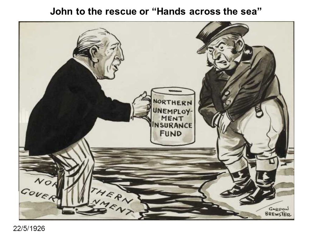 John to the rescue or Hands across the sea 22/5/1926
