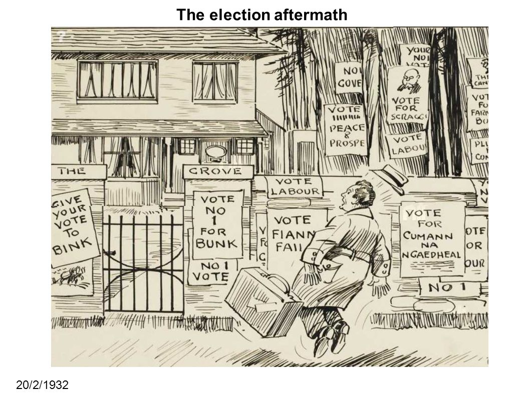 20/2/1932 The election aftermath