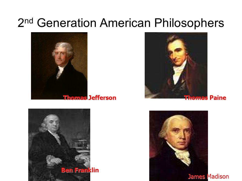 SECTION 4 Question: What were the beliefs of philosophers during the Enlightenment.
