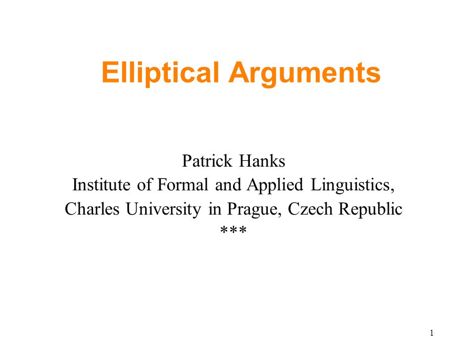 Outline of the talk A task for e-lexicographers: identifying syntagmatic patterns (or constructions) in corpora, and establishing what they mean.