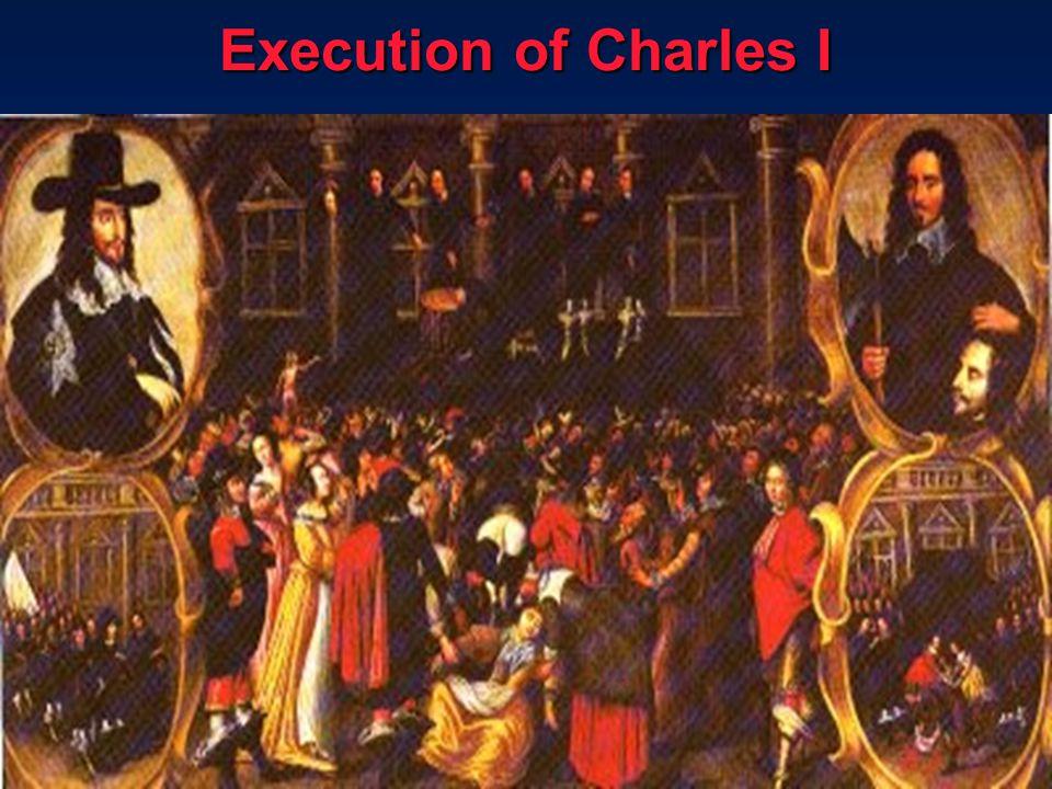 Execution of Charles I