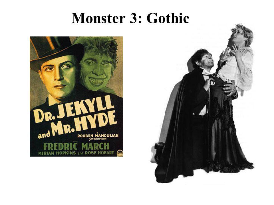 Monster 3: Gothic