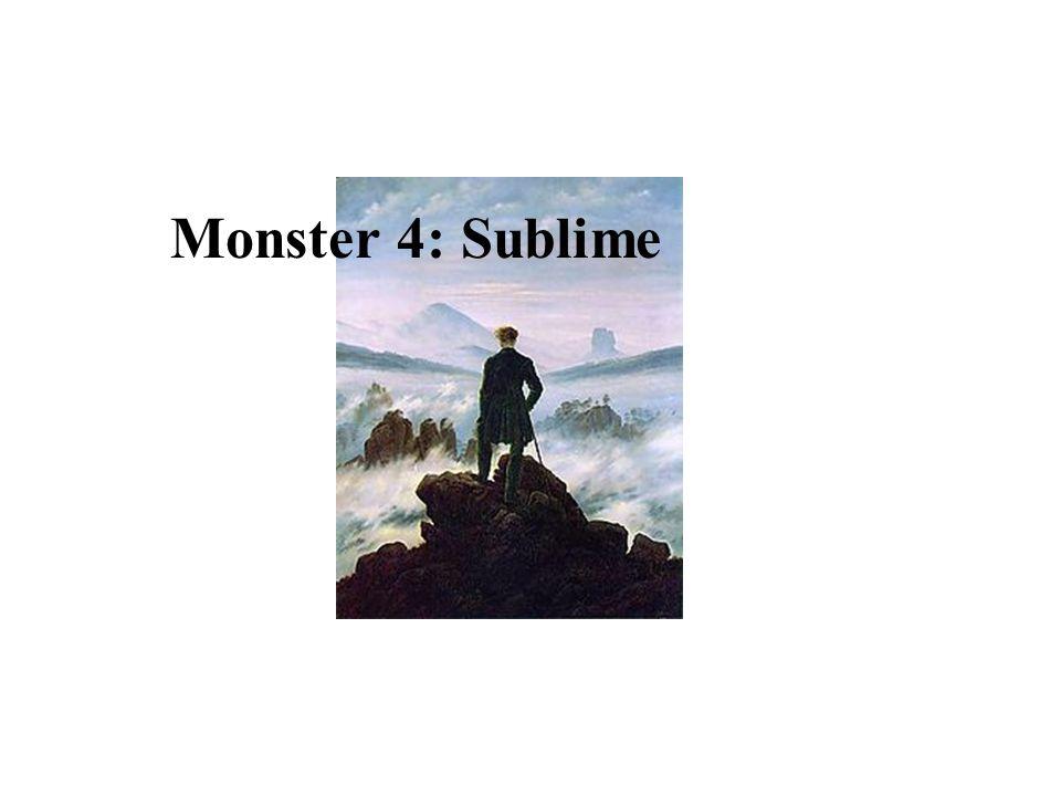 Monster 4: Sublime