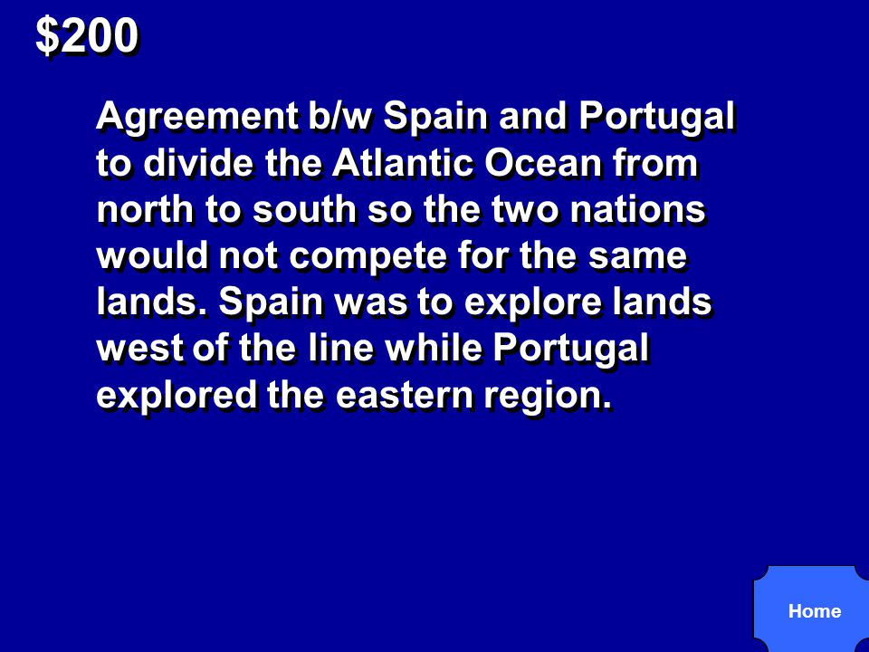 $200 Treaty of Tordesillas R3,1