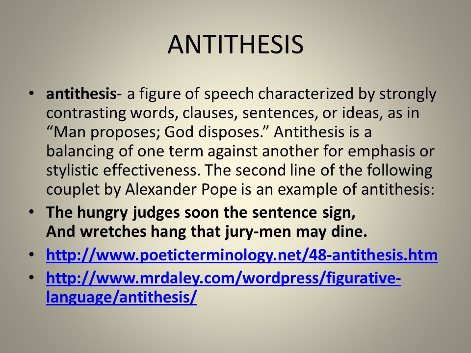 APOSTROPHE apostrophe- a figure of speech in which someone (usually, but not always absent), some abstract quality, or a nonexistent personage is directly addressed as though present.