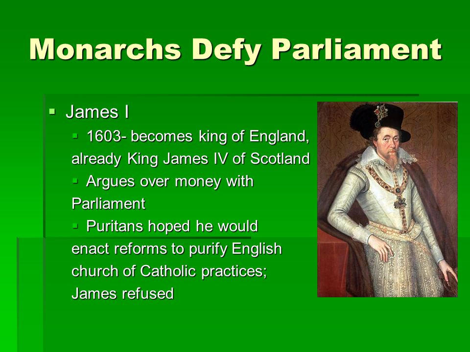 Limits on Monarch's Power  William and Mary vowed to recognize Parliament as their partner in governing.