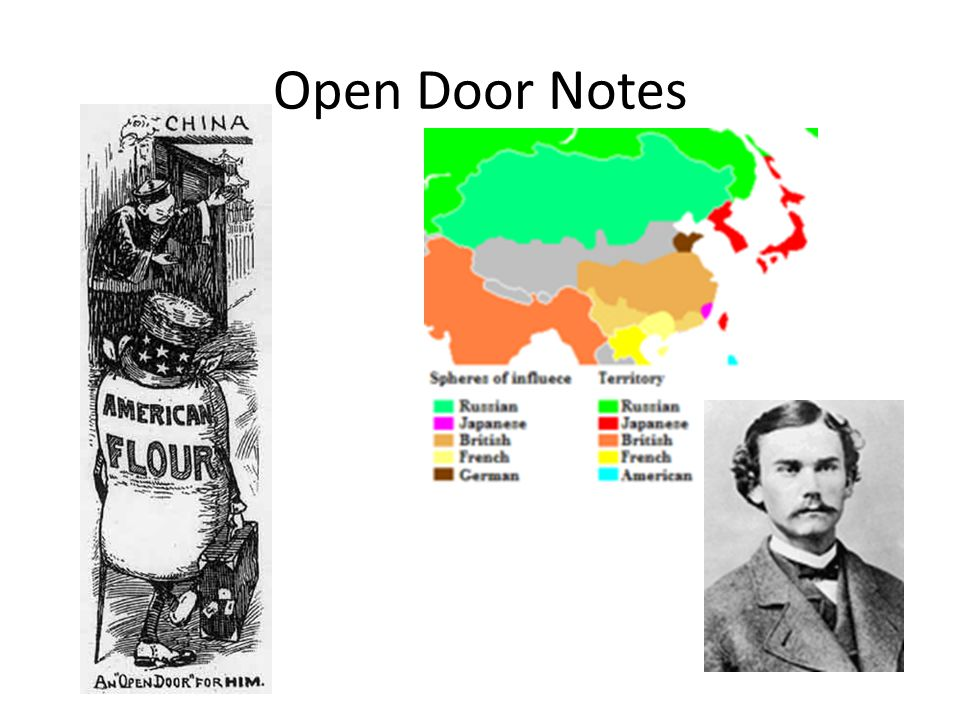 Open Door Notes