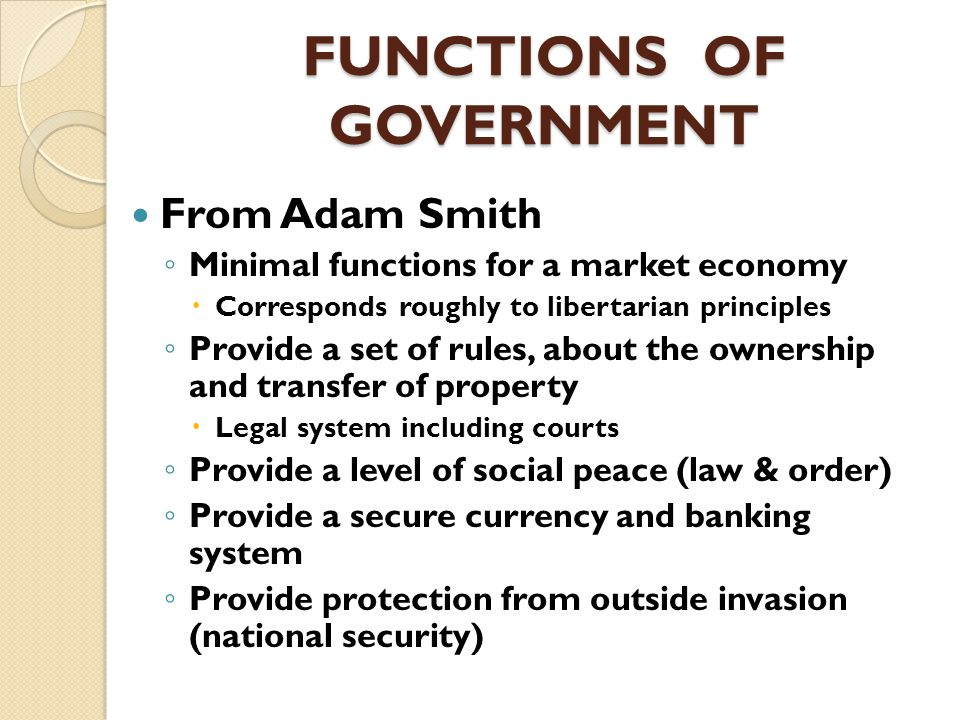 Governments and the State of Nature (Powell) Governments: ◦ have the power to make binding decisions on behalf of a particular community ◦ have author
