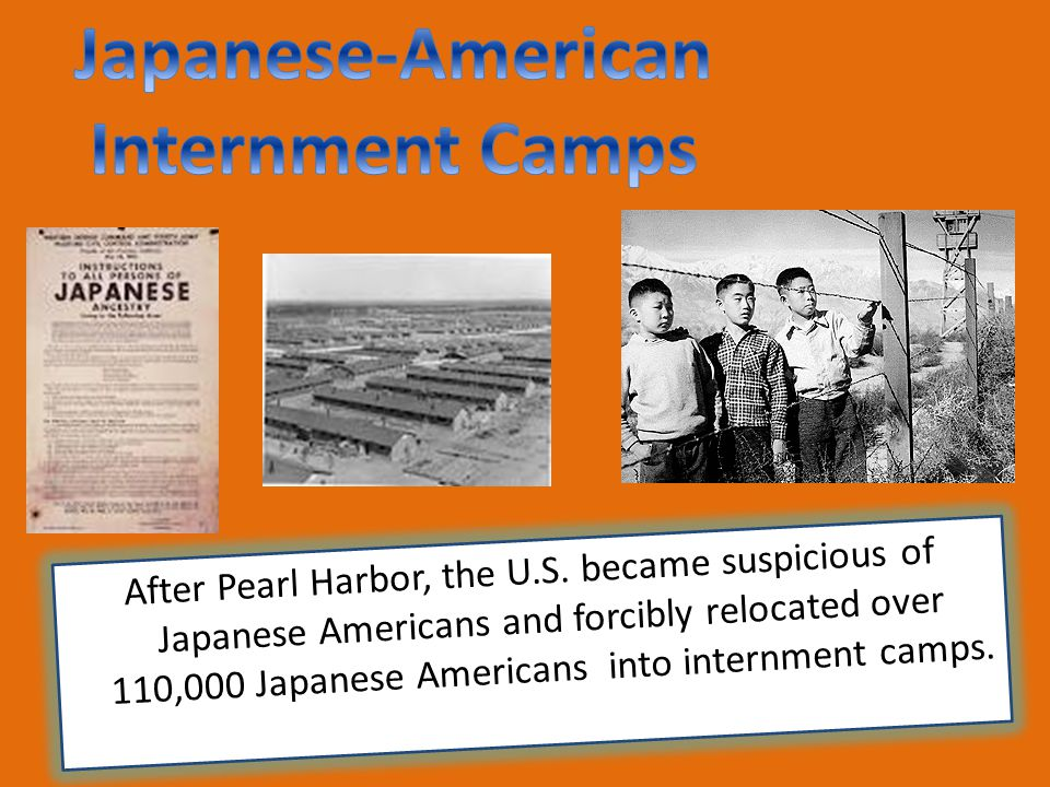 After Pearl Harbor, the U.S.