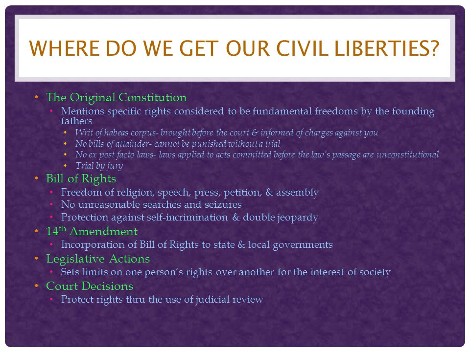 THE FIRST AMENDMENT Of these 5 freedoms guaranteed in the 1 st Amendment, which is the most important to you, & why?