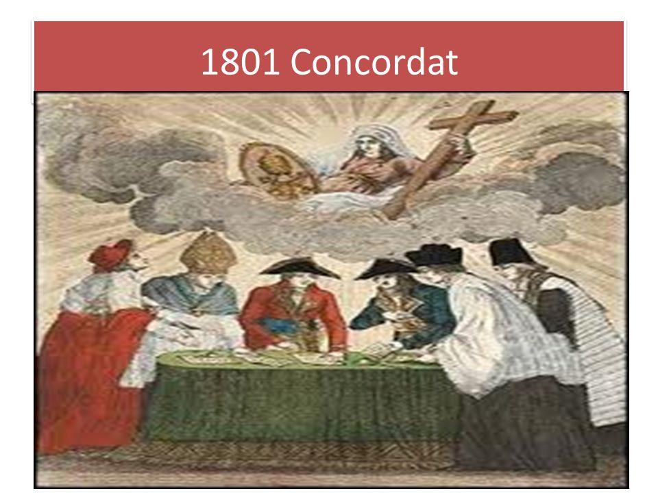 1801 Concordat
