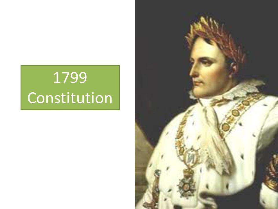1799 Constitution