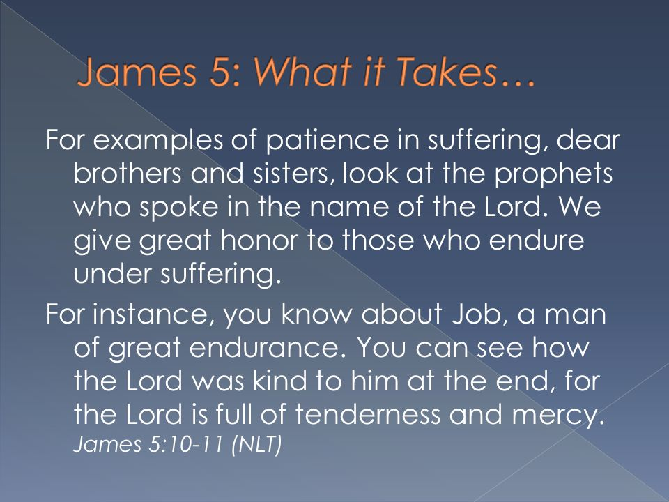 40:1-2 Then the Lord said to Job, Do you still want to argue with the Almighty.