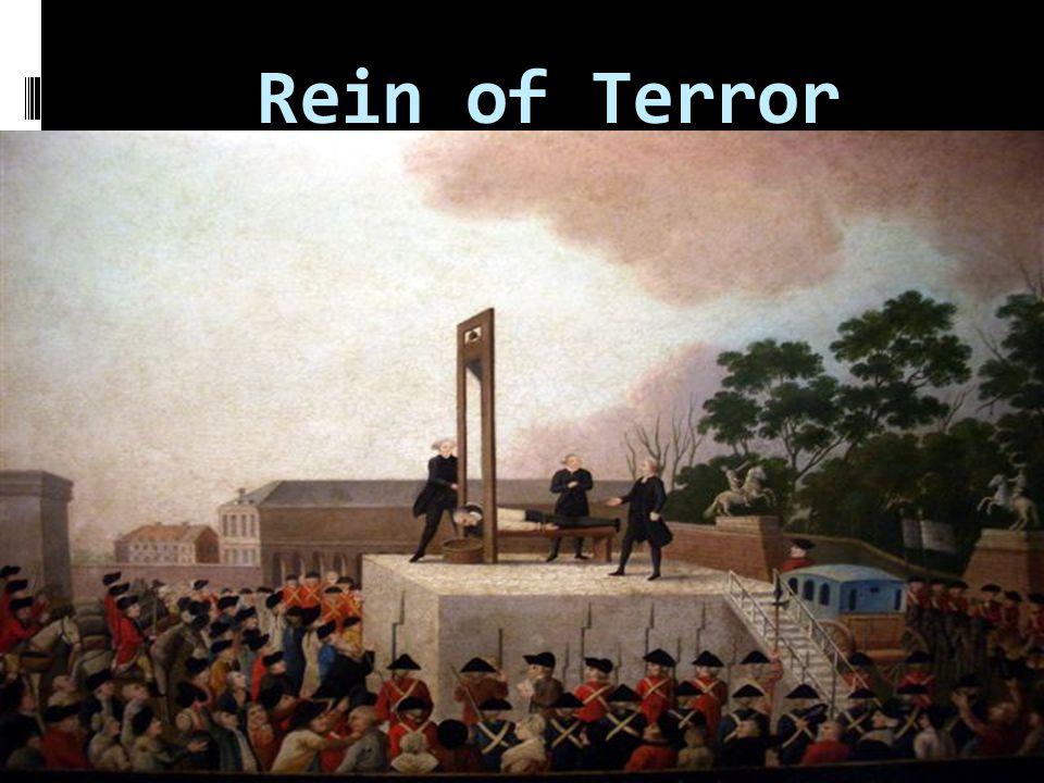 Rein of Terror