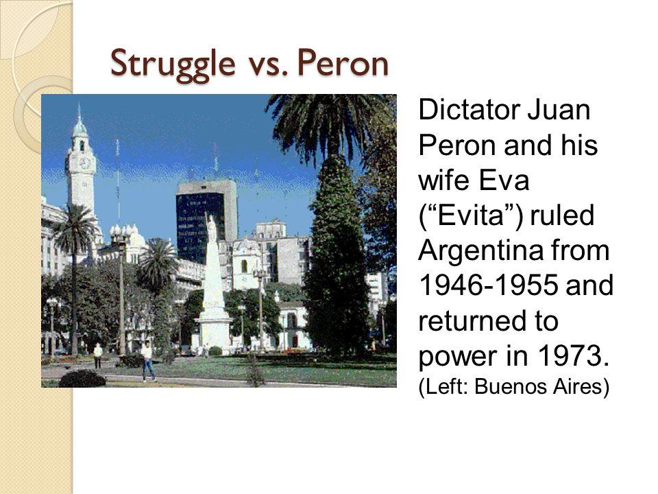 Struggle vs.